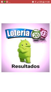 Loterías Resultados poster