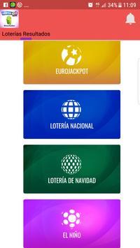 Loterías Resultados screenshot 20