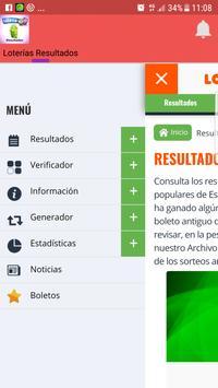 Loterías Resultados screenshot 3