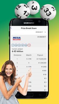 🇦🇺 OZ Lotto Results & Draws 🇦🇺 screenshot 2