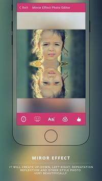 Mirror Effect - Photo Maker screenshot 1