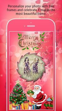 Christmas photo frames screenshot 13