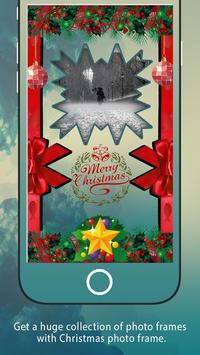 Christmas photo frames screenshot 2