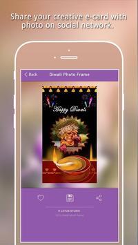 2016 Diwali Frame apk screenshot