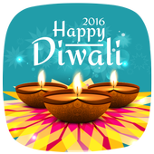 Diwali Photo Frame icon