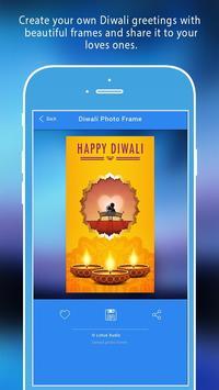 Diwali Photo Frame screenshot 4