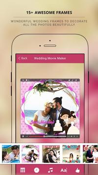 Wedding Video Maker poster