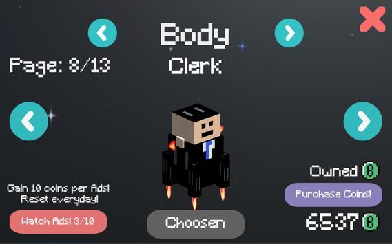 BomBomBaRocket! screenshot 1