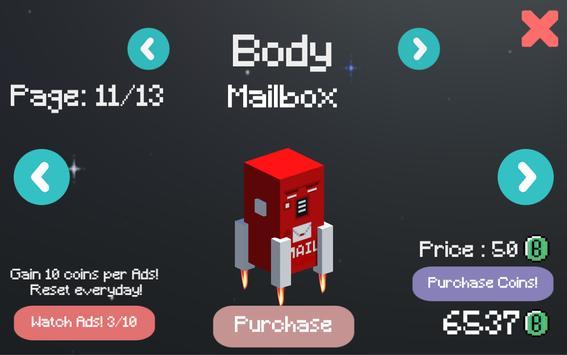 BomBomBaRocket! screenshot 2