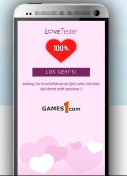Love Test screenshot 1