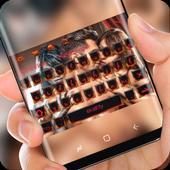 love triangle Keyboard for bipasha basu icon