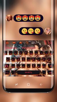 love triangle Keyboard for bipasha basu poster