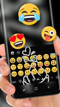 Love You neon Keyboard screenshot 1