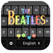 Love Beatles Keyboard Theme icon