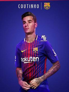 Coutinho lovers 2018 poster