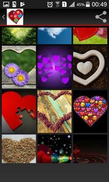 Love hearts to share apk screenshot