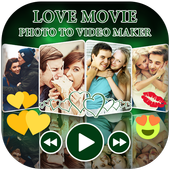 Love Photo to Video with Music icon