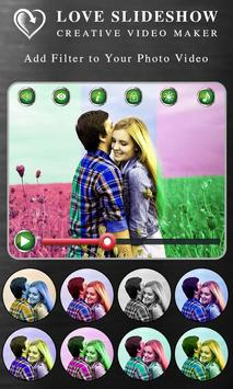 Love Photo to Video with Music apk screenshot