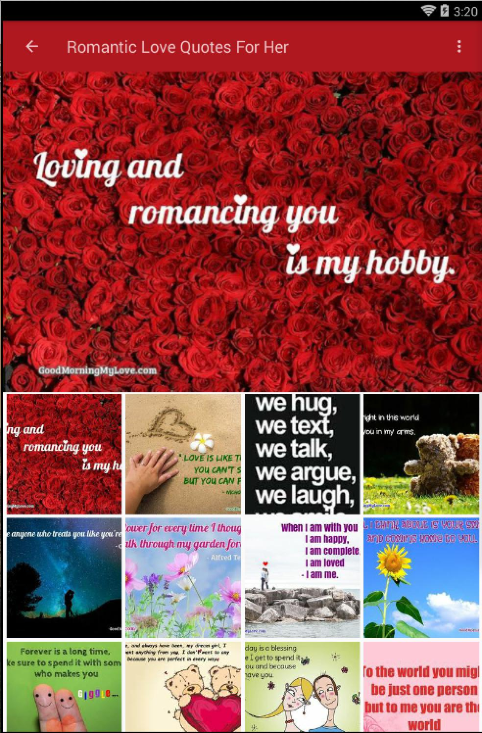 Love Quotes For Her For Android Apk Download