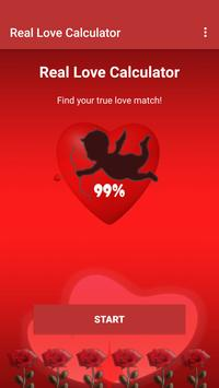 Real Love Calculator poster