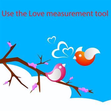 Love Birds Meter Prank apk screenshot