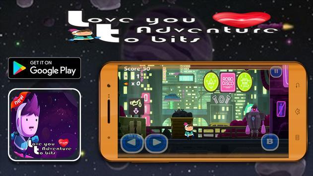 Love You to Bits Adventure apk screenshot