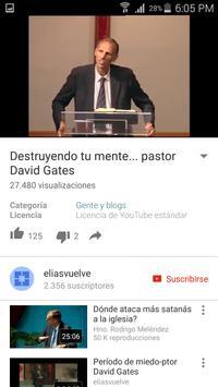 Predicaciones cristianas apk screenshot