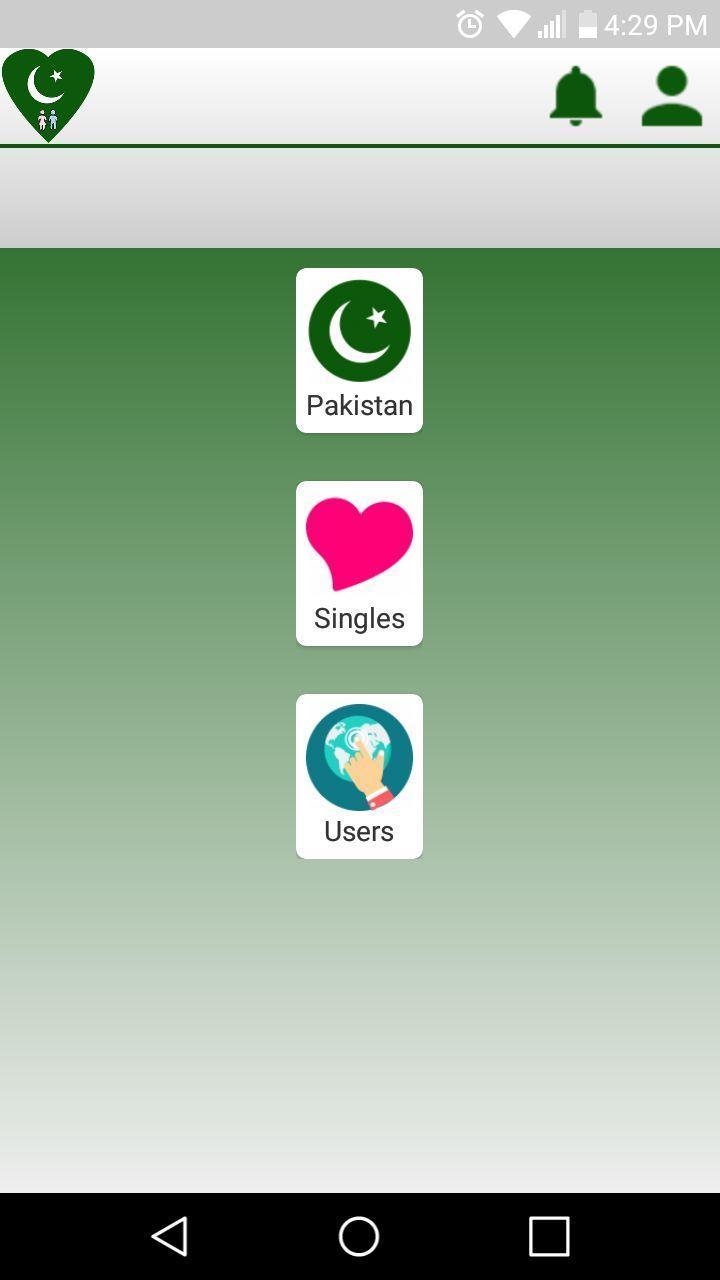 Kostenlose dating-apps in pakistan