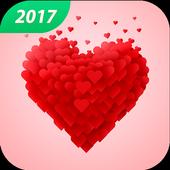 Love Lock Screen&Love pattern lock screen icon
