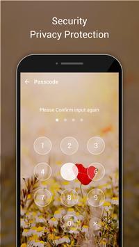 Love Lock Screen&Love pattern lock screen apk screenshot