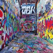 2018 Graffiti Wallpaper Backgrounds Ideas icon