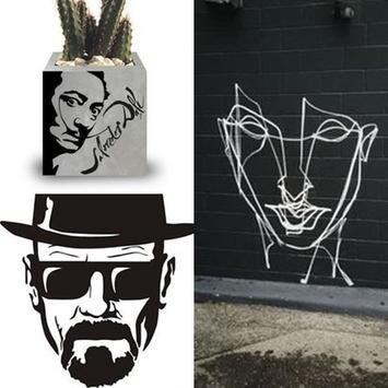 2018 Graffiti Wallpaper Backgrounds Ideas screenshot 1