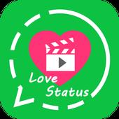 Love Video for Whatsapp Status icon