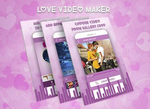Love Video Maker screenshot 4