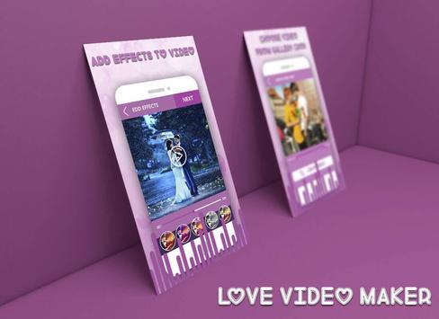 Love Video Maker screenshot 5