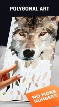 POLY ART - Coloring Puzzle screenshot 3