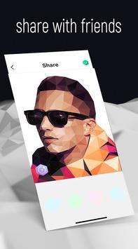 POLY ART - Coloring Puzzle screenshot 4