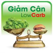 Giảm Cân LowCarb icon