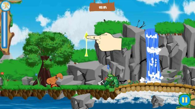 Hero Running screenshot 4