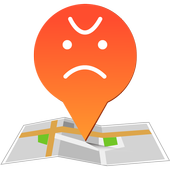 trouble-risk map icon