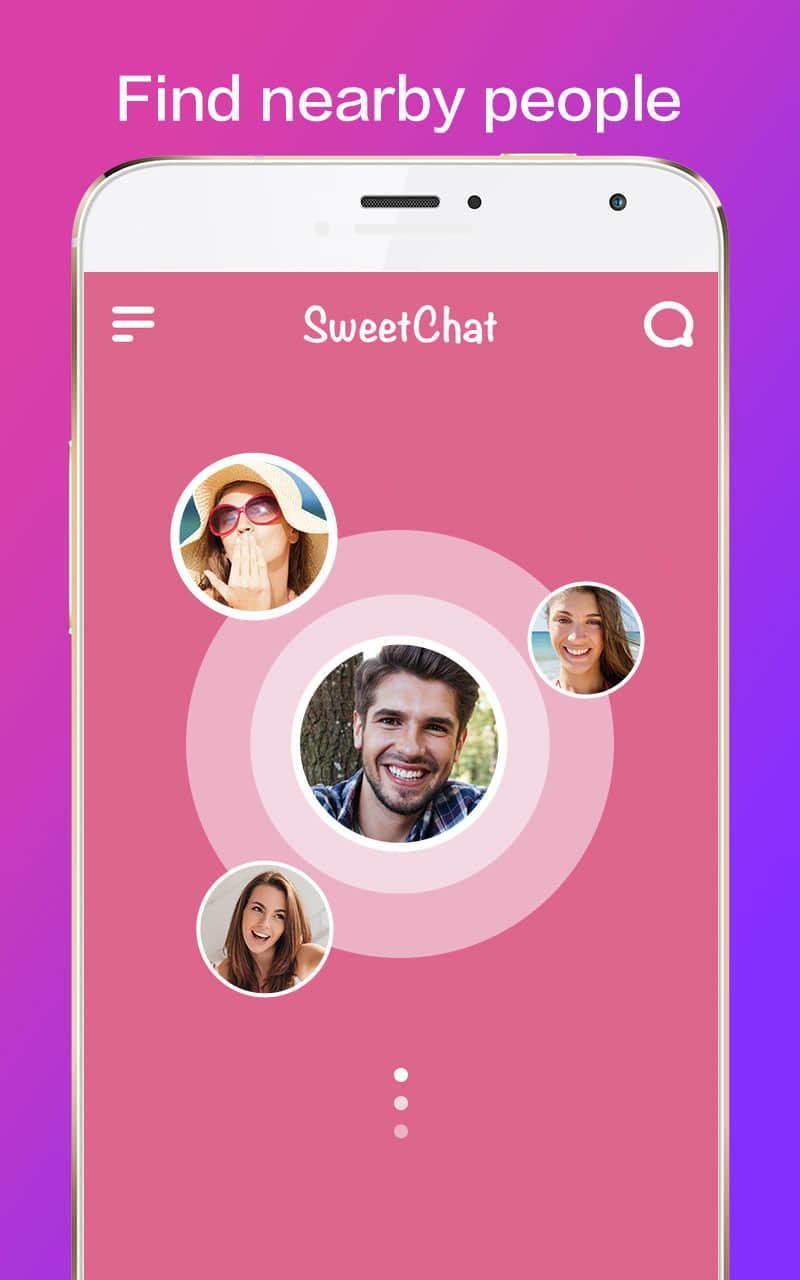 Sweet Chat Lite - Free dating app, make naw friend for