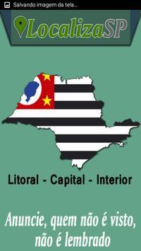 Localiza SP poster