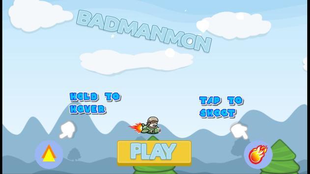 BadMonMon poster