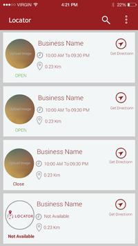 Locator Nearby Sellers screenshot 1