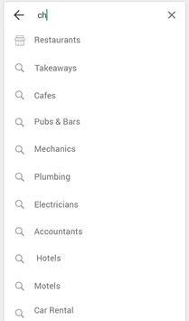 Locator Nearby Sellers screenshot 2