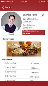 Locator Nearby Sellers screenshot 5