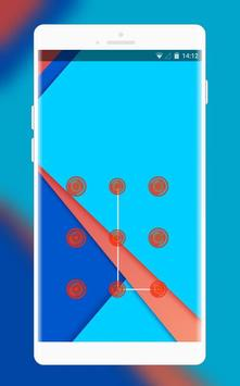 Lock theme for simple stylish vivo y53 poster