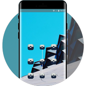 Lock theme for xiaomi redmi note wallpapaper icon