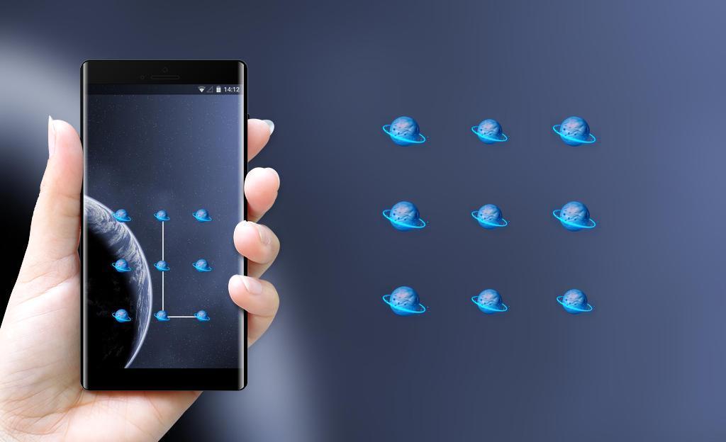 Lock Theme For Nokia3310 Fantasy Planet Wallpaper For