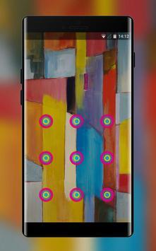 Lock theme for stylish huawei p20 wallpaper screenshot 1
